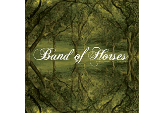 Band Of Horses - Everything All The Time - (CD)