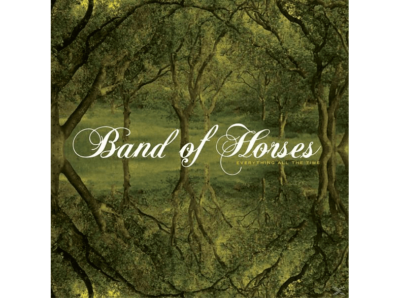 Band Of Horses - Everything All The Time [Vinyl]