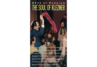 VARIOUS - Soul of Klezmer-Reve et Passion - (CD)
