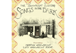 The Wainwright Sisters, VARIOUS - Songs In The Dark [CD]
