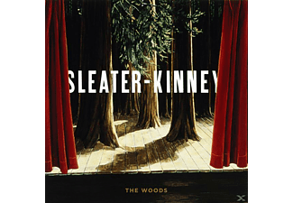 Sleater - The Woods - (CD)
