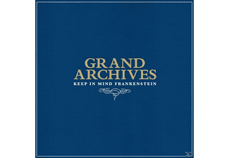Grand Archives - Keep In Mind Frankenstein - (CD)