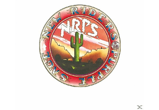 New Riders Of The Purple Sage - New Riders Of Purple Sage - (CD)