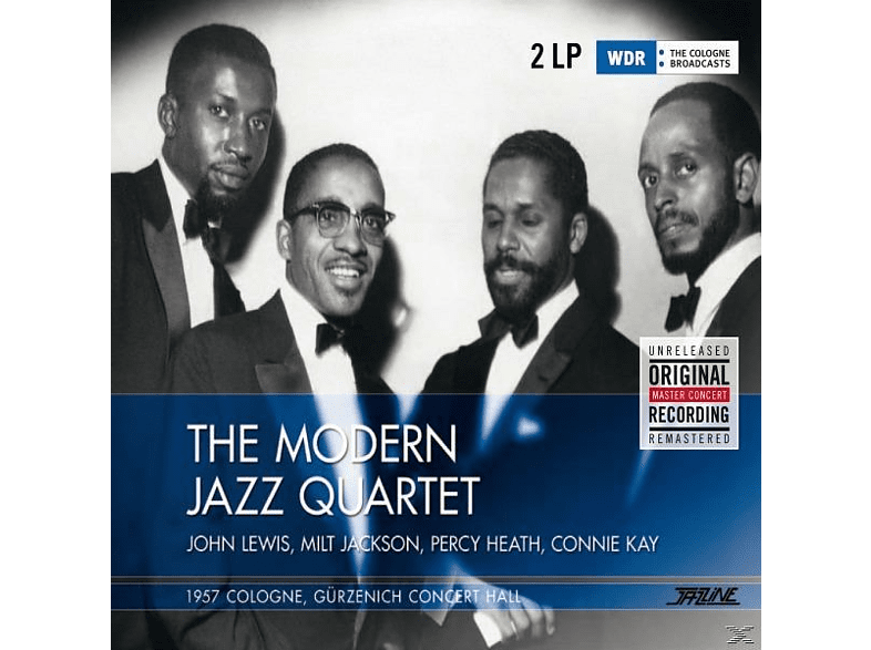 The Modern Jazz Quartet - 1957 Cologne Gürzenich Concert Hall [Vinyl]