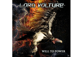 Vulture Lord - Will To Power - (CD)