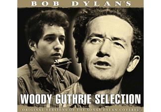 Woody Guthrie - Bob Dylan's Woody Guthrie Selection - (CD)