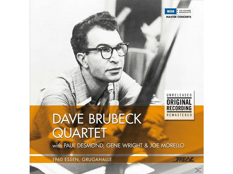 The Dave Brubeck Quartet - 1960 Essen-Grugahalle [Vinyl]
