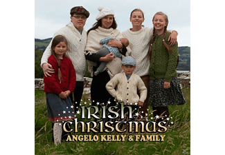 Angelo & Family Kelly - Irish Christmas [CD]