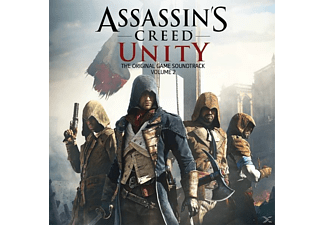 Sarah Schachner - Assassin's Creed Unity Vol.2 (Ost) - (CD)