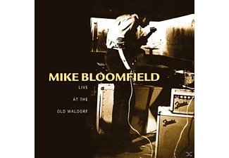Michael Bloomfield - Live At The Old Waldorf - (CD)