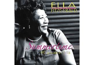 Ella Fitzgerald - Summertime - 40 Greatest Hits - (CD)