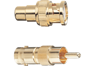 OEHLBACH 4601, Adapter, Gold