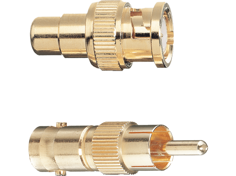 OEHLBACH  4601 Adapter, Gold | 04003635046012