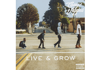 Casey Veggies - Live & Grow - (CD)
