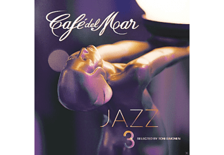 VARIOUS - Cafe Del Mar Jazz 3 [CD]