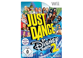 Just Dance: Disney Party 2 - Nintendo Wii