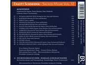 Münchner Bach Chor/Münchner Bach Orchester - Sacred Music Vol.12/Augustinus [CD]