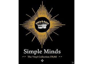Simple Minds - The Vinyl Collection 1979-1984 (Ltd.7-LP Box) [Vinyl]