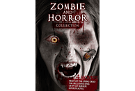 Zombie And Horror Collection-English Originals [DVD]