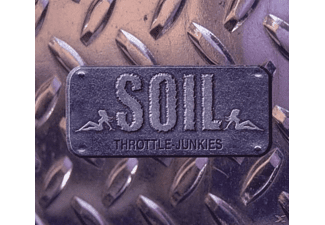 SOiL - Throttle Junkies (Remastered Incl.3 Bonustracks) - (CD)