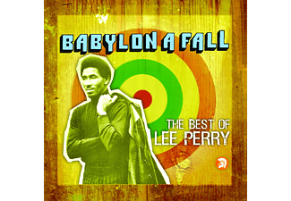 Lee Scratch Perry - Babylon A Fall (The Best Of Lee Perry) [CD]