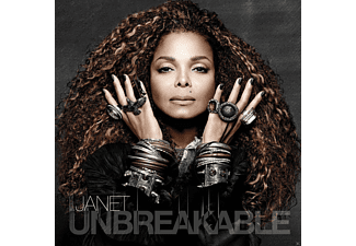Janet Jackson - UNBREAKABLE - (CD)