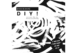 VARIOUS - [Cease & Desist] Diy! (2lp/Gatefold) [Vinyl]