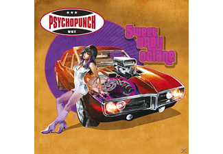 Psychopunch - Sweet Baby Octane - (CD)