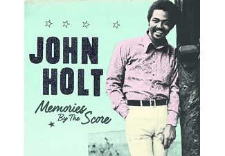 John Holt - Memories By The Score (5cd-Set) - (CD)