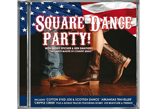 VARIOUS - Square Dance Party! - (CD)