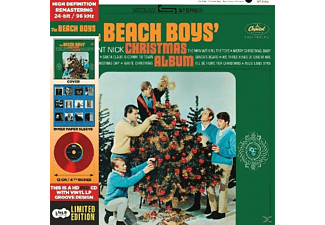 The Beach Boys - Little Saint Nick-Christmas Album - (CD)