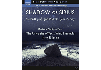 Jerry F. Junkin, University Of Texas Wind Ensemble - Shadows Of Sirius - (Blu-ray Audio)