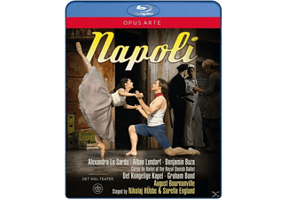 The Royal Danish Ballet - Napoli - (Blu-ray)