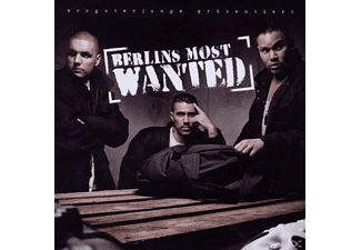 Berlins Most Wanted - Berlins Most Wanted - (CD)