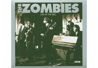 The Zombies - Live At The BBC - (CD)