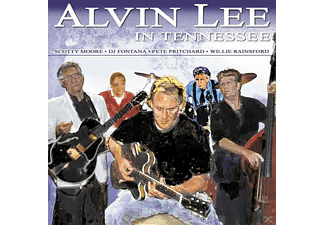 Alvin Lee - ALVIN LEE IN TENNESSEE - (CD)