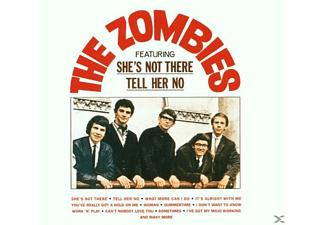 The Zombies - BEGIN HERE - (CD)