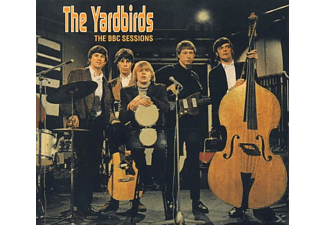 The Yardbirds - BBC SESSIONS - (CD)