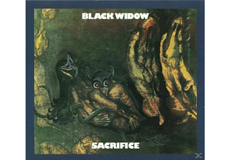 Black Widow - Sacrifice - (CD)