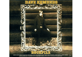 Dave Edmunds - Rockpile - (CD)