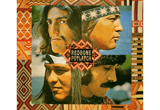 Redbone - POTLATCH (+ 2 BONUS TRACKS/DIGITAL REMASTERED) - (CD)