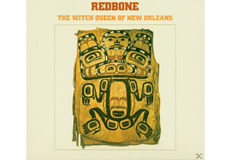 Redbone - THE WITCH QUEEN OF NEW ORLEANS (+1 B.T./DIGI REM.) - (CD)