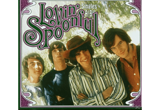 The Lovin' Spoonful - Singles As + Bs - (CD)