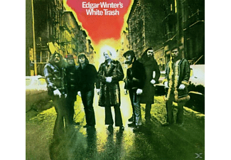Edgar Winter - Edgar Winter S White Tras - (CD)