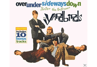 The Yardbirds - ROGER THE ENGINEER & OVER UNDER SIDEWAYS DOWN - (CD)