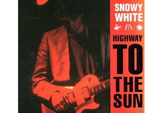 Snowy White - Highway To The Sun - (CD)