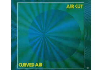 Curved Air - AIR CUT - (CD)