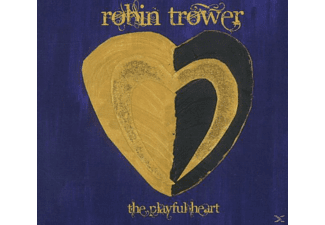 Robin Trower - The Playful Heart - (CD)