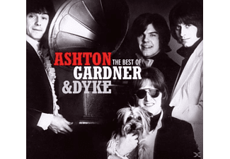 Gardner Ashton - THE BEST OF ASHTON GARDNER & DYKE - (CD)