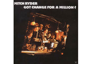 Mitch Ryder - Got Change For A Million? - (CD)